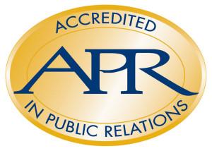 APR Accreditation logo