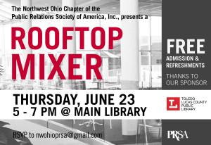 Rooftop mixer